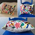 "Otomi Pillow ""Colorines PA"""